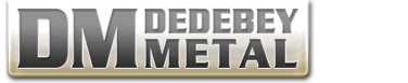 DEDEBEY METAL Logo